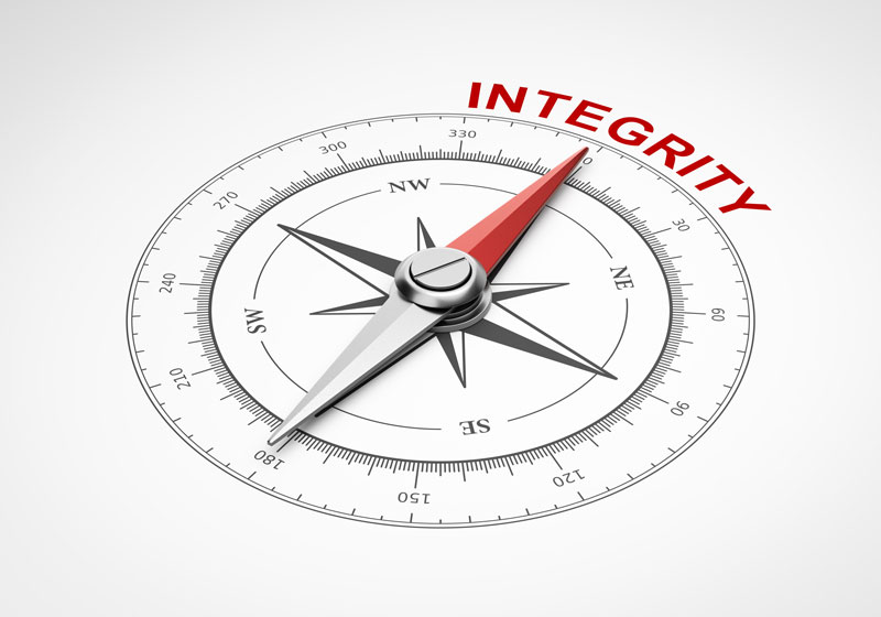 Integrity - A Meco Core Value