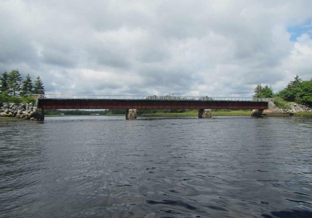 Shelburne County Rail Trail Bridge