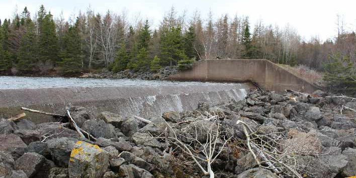 Dam Safety Review - Landrie Lake Water Utility